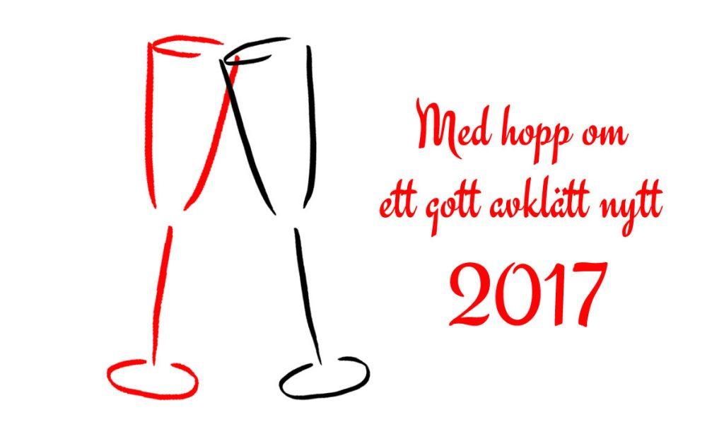 champagneglas-nyår-2017